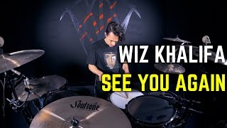 Download lagu Wiz Khalifa - See You Again ft. Charlie Puth | Matt McGuire Drum Cover