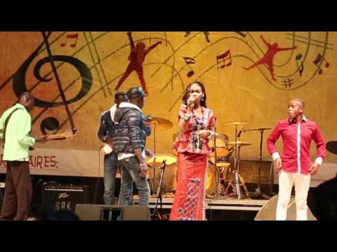 Coumba Sira Koita Live at Spot On Mali Music 3