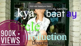 Hardy sandhu - kya baat ay | jaani | B praak | choreography by vinay
