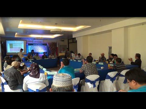 Bangsamoro Leaders' Dialogue Between MILF And MNLF - Pagadian City