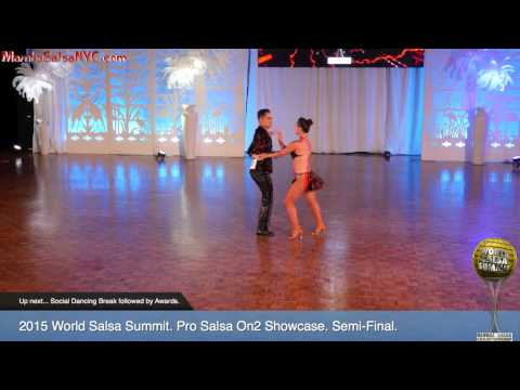 WSS15 Feb5. Professional Salsa On2 Showcase Semi Final. REC 1080p.