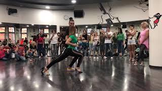 🎥 Kizomba Tango Influence - Improvisation by Fred-Nelson ft Julia