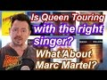 Download Is Queen Touring With The Wrong Singer? Listen to Marc Martel MP3 song and Music Video