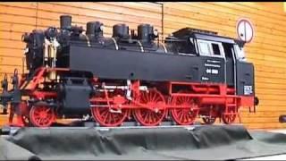 Modellbau-Alb/Lokomotive-Baureihe 64