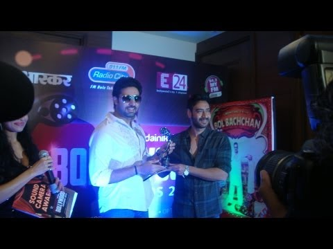 Ajay Devgn, Abhishek Bachchan And Rohit Shetty Announce DB Bollywood Awards