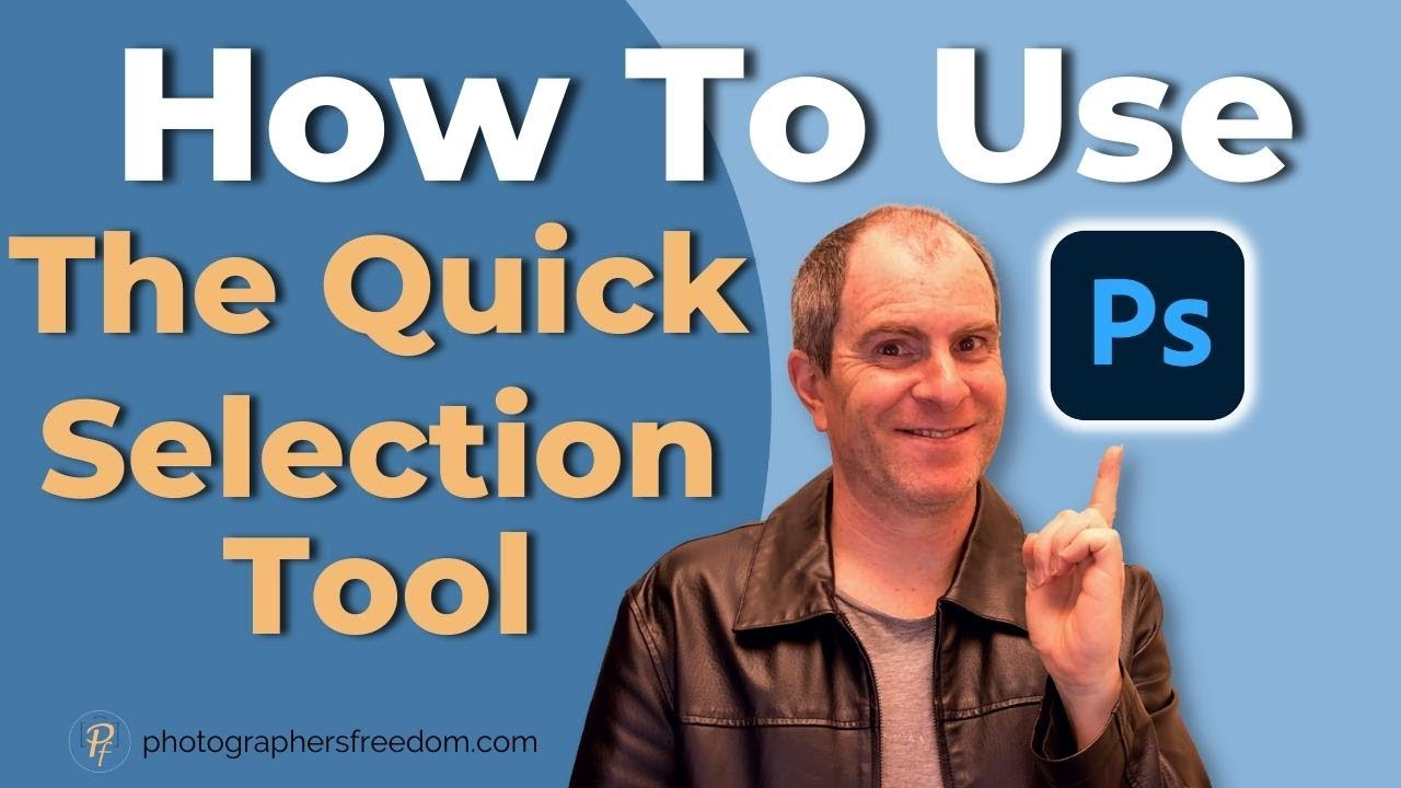 How to use the quick selection tool in photoshop cc photoshop how to use the quick selection tool in photoshop cc photoshop tools tutorial baditri Image collections