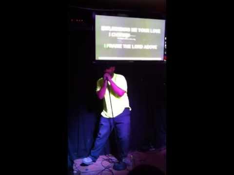 Big Dave 7 Mile karaoke night