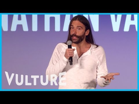 Queer Eye's Jonathan Van Ness In Conversation