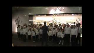 Lower Hudson Valley Youth Chorus @ Lord & Taylor 2012