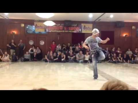 Jérémie tridon easy shake line Dance Spanish Event 2014