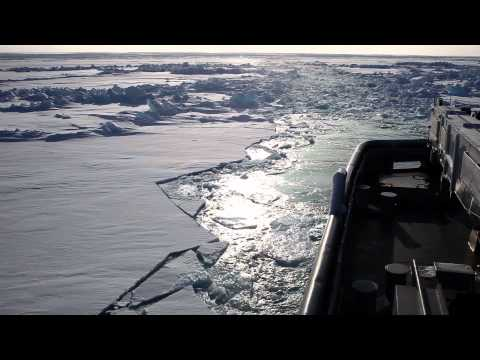 FLAGSHIP - Sea ice in the Arctic Ocean