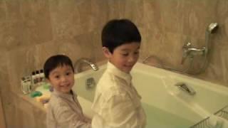 Four Seasons Hotel New York Fastest Bathtub in the World !