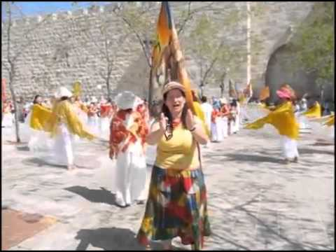 THE DAY!! Cometh *OCT.3,2015* - JERUSALEM (World's most traveled Evangelist - Angela Cummings)