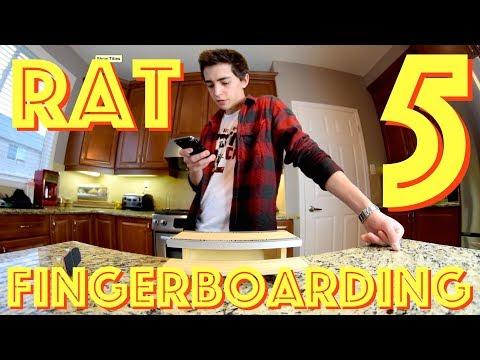 R.A.T. 5  Fingerboarding is Back