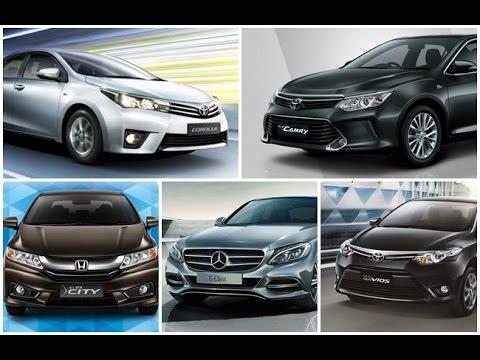Inilah Daftar Harga 10 Mobil Baru Keluaran Januari 2017