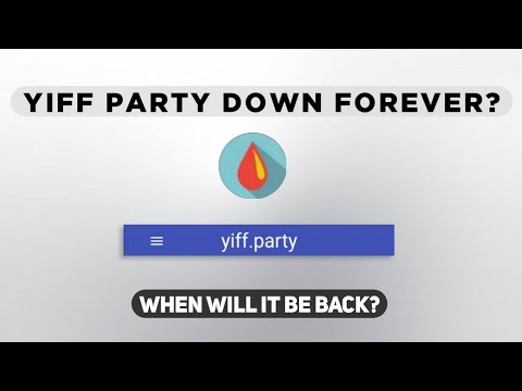 Yiff party