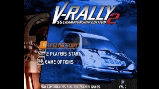 Longplay [PSX] V-Rally 2: Championship Edition