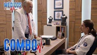 Médicos, línea de vida - C-53: Rafa acepta tener un problema | Las Estrellas