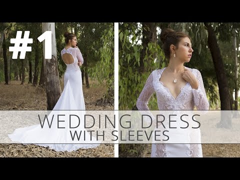 how-to-sew-a-wedding-dress-with-sleeves?-sewing-tutorial.-part-1