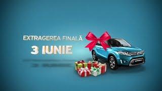 SUPRATEN îţi realizează visul - câştigă un automobil!