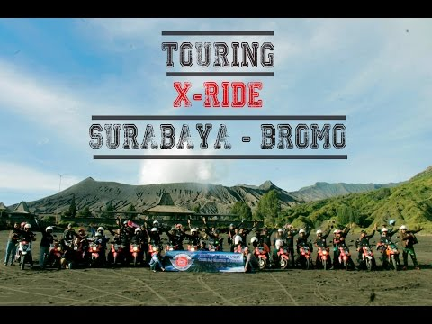 Touring Indihome X-Ride Surabaya - Bromo