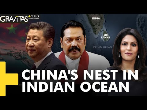 Gravitas Plus: A Chinese Colony in India's backyard   Colombo Port City Project   Palki Sharma Live