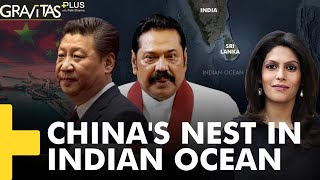Gravitas Plus: A Chinese Colony in India's backyard | Colombo Port City Project | Palki Sharma Live