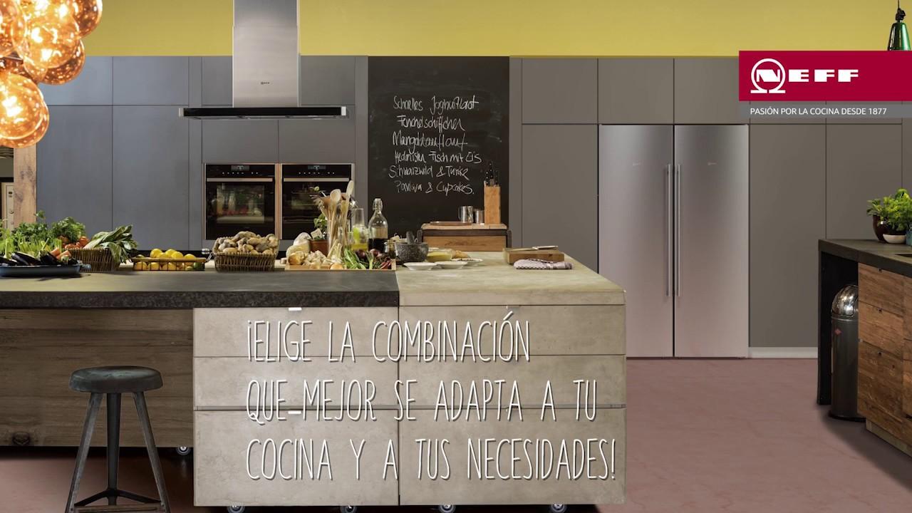 Cocinas Neff Cocinas De La Coleccin Pia De Nobilia With Nobilia  # Muebles Vifecar