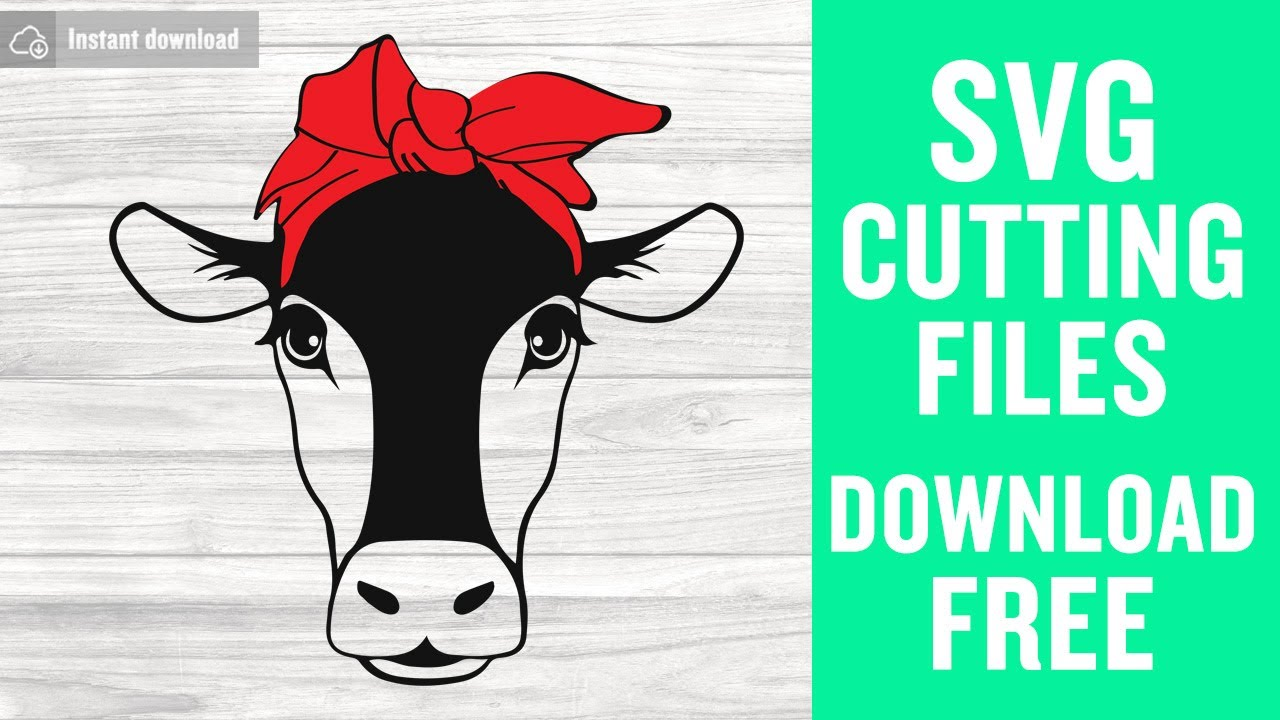 Download Download Cow Svg File Free PNG Free SVG files | Silhouette ...