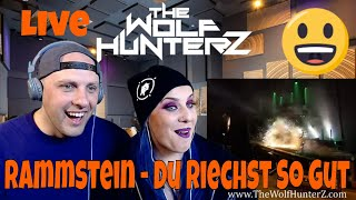 Rammstein - Du Riechst So Gut Live at Hellfest 2016 | THE WOLF HUNTERZ Reactions