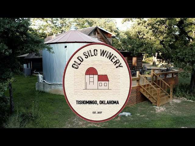 SBDC Success Story //  Old Silo Winery // Homebird Studios  // Tishomingo OK // 2019