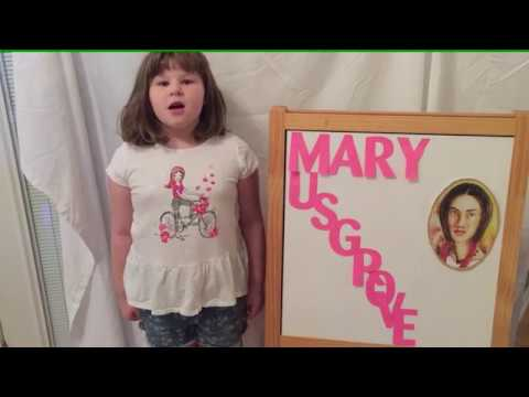 Mary Musgrove Presentation S Levy 2017 01 23