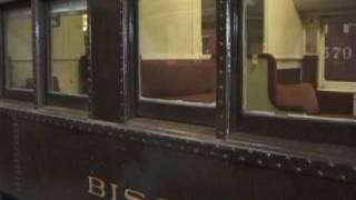 OERM Behind the Rails Pullman Car Bison Peak