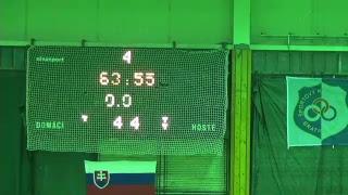 BK Slovan Bratislava - BK ŠKP 08 Banská Bystrica