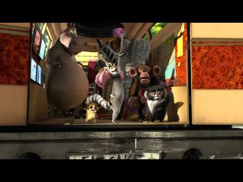 Madagascar 3:  Europe's Most Wanted - Official DreamWorks Trailer - Releases June 8th
