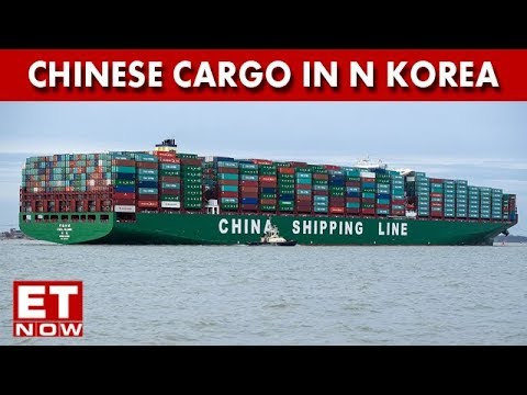 Chinese Cargo Ships Aided North Korea In Violating UN Sanctions