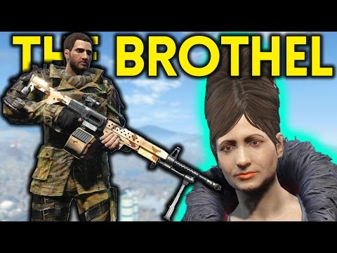 Fallout 4  THE BROTHEL  Tales from the Commonwealth Part 3
