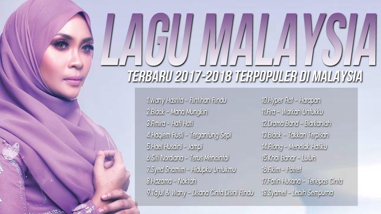 100 Tangga Lagu Indonesia Terbaru November 2018