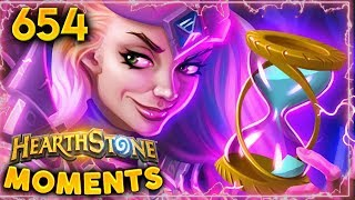 WTF?? This Has Gone TOO FAR!! | Hearthstone Daily Moments Ep. 654