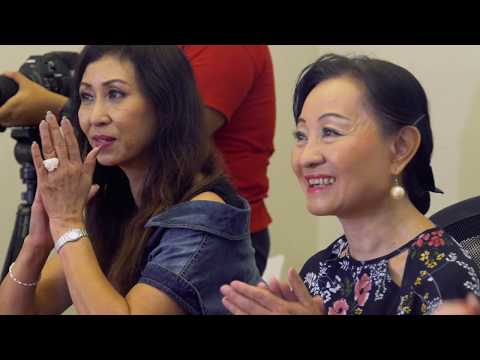 Mrs Singapore & Classic Mrs Singapore 2018 EP1: Our Adopted Charity, DSA
