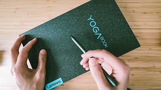 Lenovo Yoga Book C930 Unboxing & Review