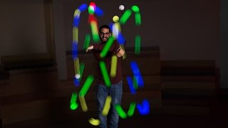 The Poi-fect way to promote fun & dexterity.