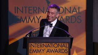 Branagh, Coogan, Friel honored at International Emmys