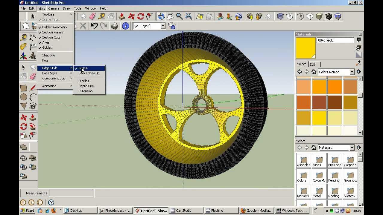 how to make car wheels