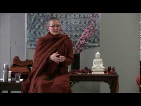 """History (or Her-story) of Women in Buddhism"" with Ayya Tathaaloka"