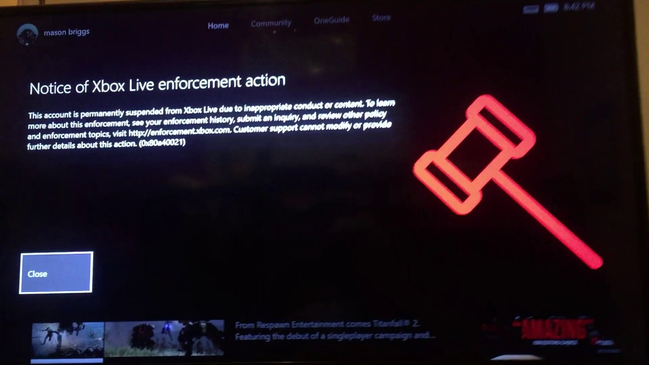 Do not bye Xbox u get banned forever switch PS4