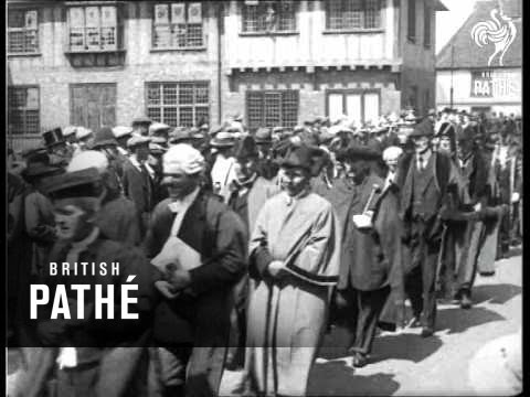 Like A Page From The Past - Cinque Ports (1920)