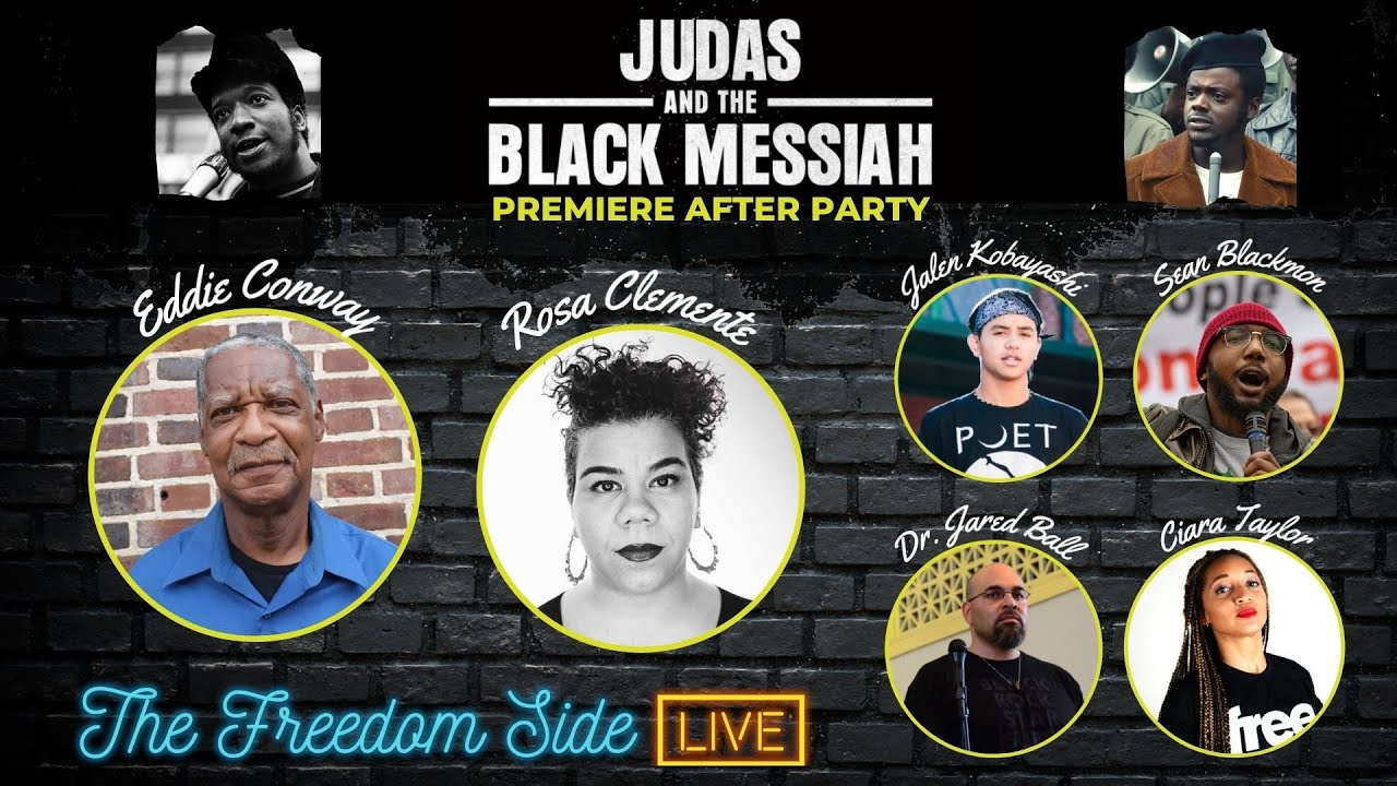 Judas and the Black Messiah Premiere Discussion