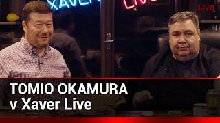 Xaver s hostem: Tomio Okamura