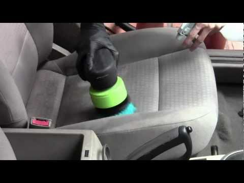 Fabric Seat Cleaning by WetShine.net